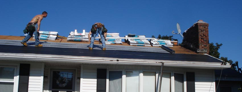 Roofers NH